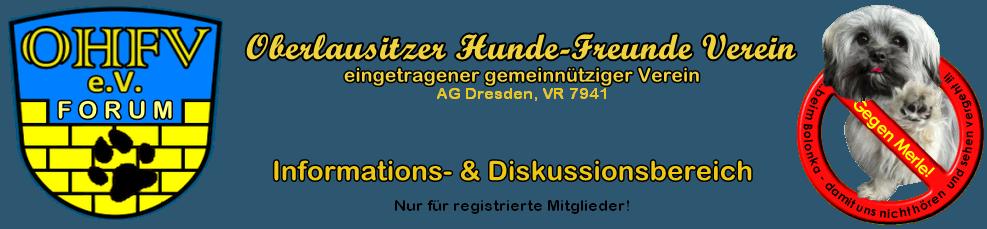 OHFV-Forum